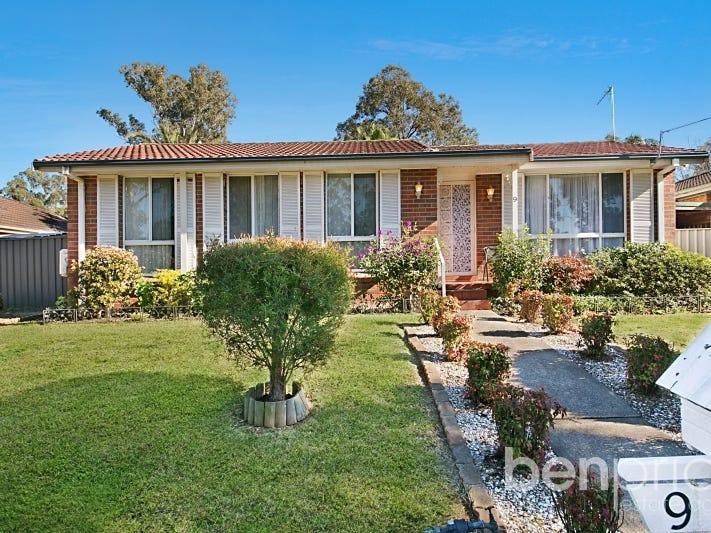 9 Truscott Place, Bidwill, NSW 2770