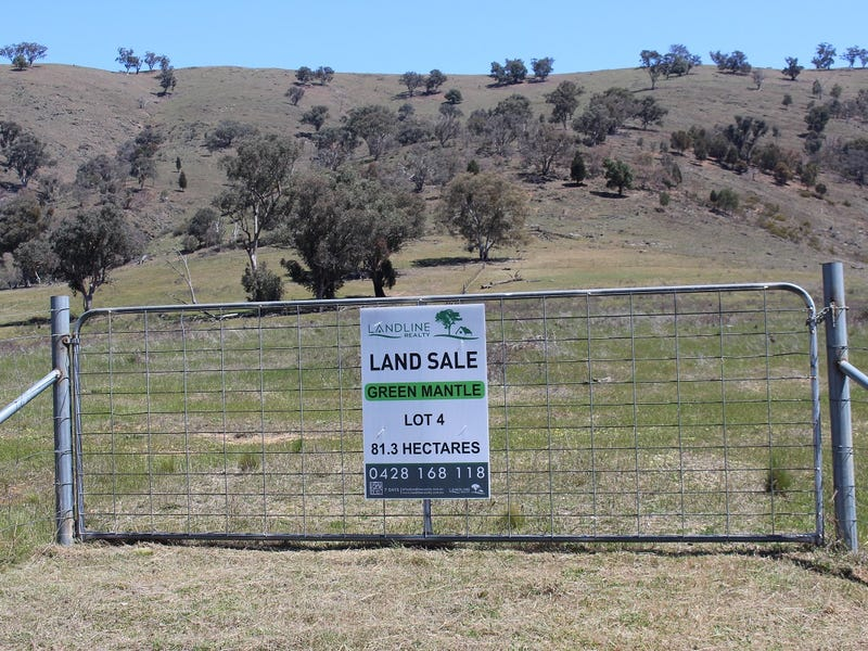 Lot 4, Greenmantle Road, Bigga, NSW 2583