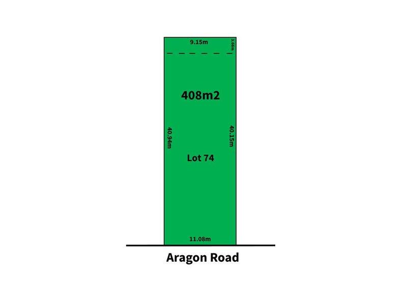 Lot 74, 31 Aragon Road, Ingle Farm