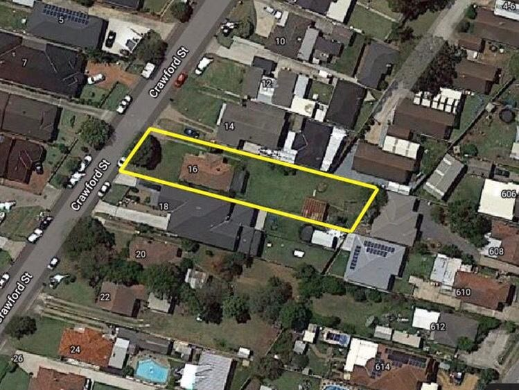 16  CRAWFORD ST, Old Guildford, NSW 2161