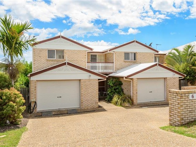 1-4/6 View Street, West Gladstone, Qld 4680