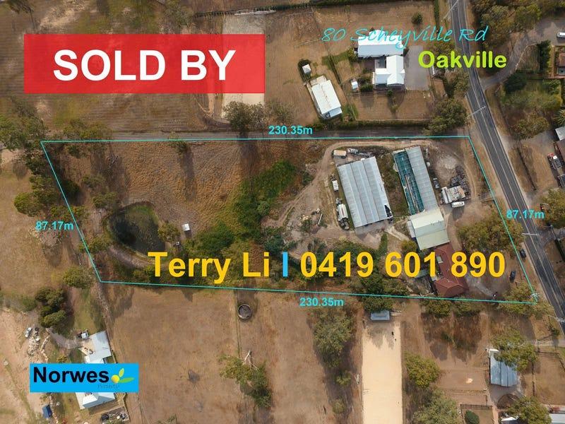80 Scheyville Road, Oakville, NSW 2765