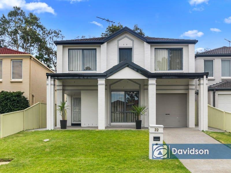 22 Bulmann Avenue, Horningsea Park, NSW 2171