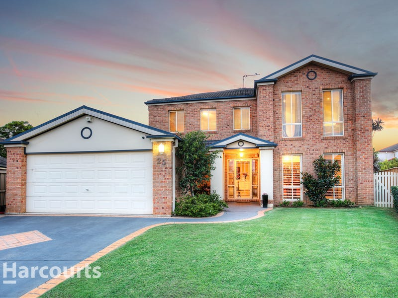 25 Fintry Court, Kellyville, NSW 2155