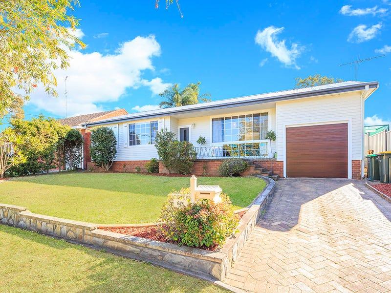 1 Mypolonga Avenue, Gymea Bay, NSW 2227