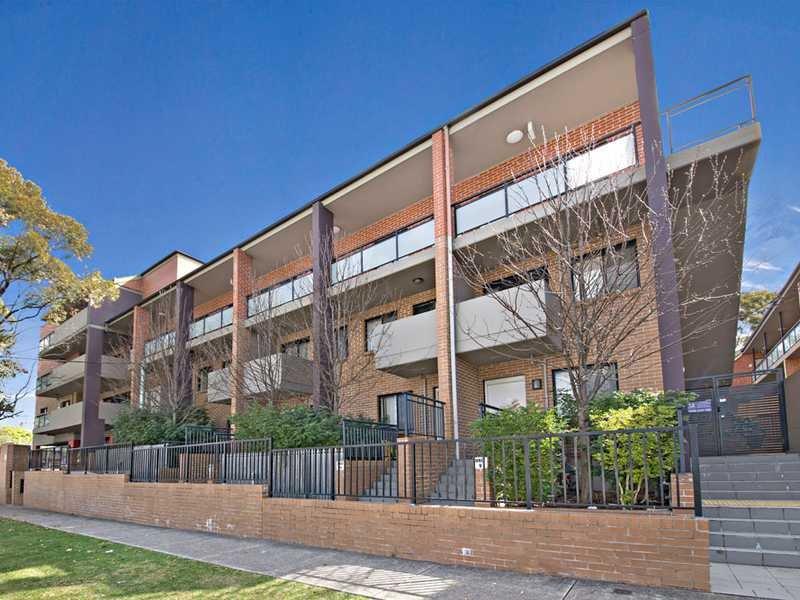 25/9-21 Hillcrest Street, Homebush, NSW 2140
