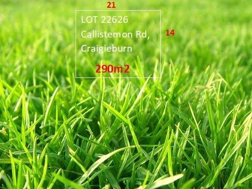 LOT/22626 Callistemon Road, Craigieburn