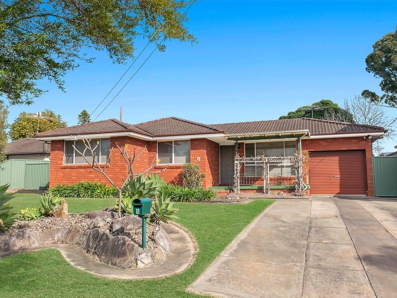 5 Thompson Avenue, Moorebank, NSW 2170