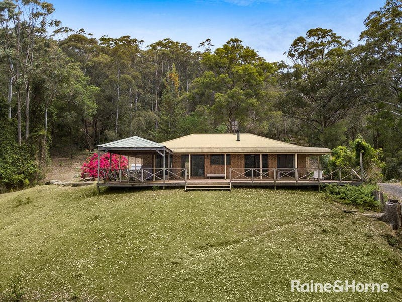 118 Selbys Road, Budgong, NSW 2577
