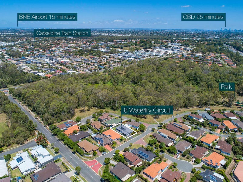 8 Waterlily Circuit, Carseldine, Qld 4034