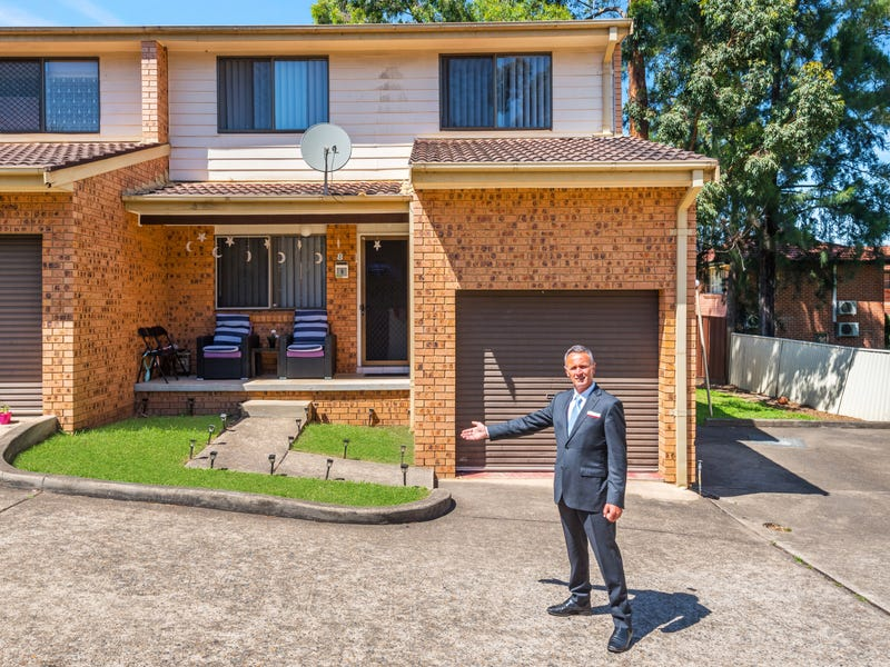 8/27 Tennyson Parade, Guildford West, NSW 2161