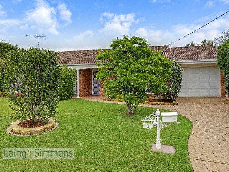 1 Mount Street, Mount Colah, NSW 2079