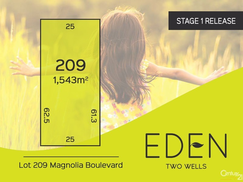 Lot 209 Magnolia Boulevard, Two Wells, SA 5501