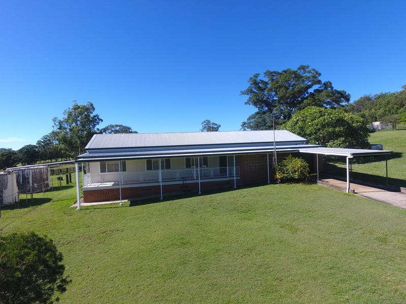 197 Ettrick Road Horse station Creek via, Kyogle, NSW 2474