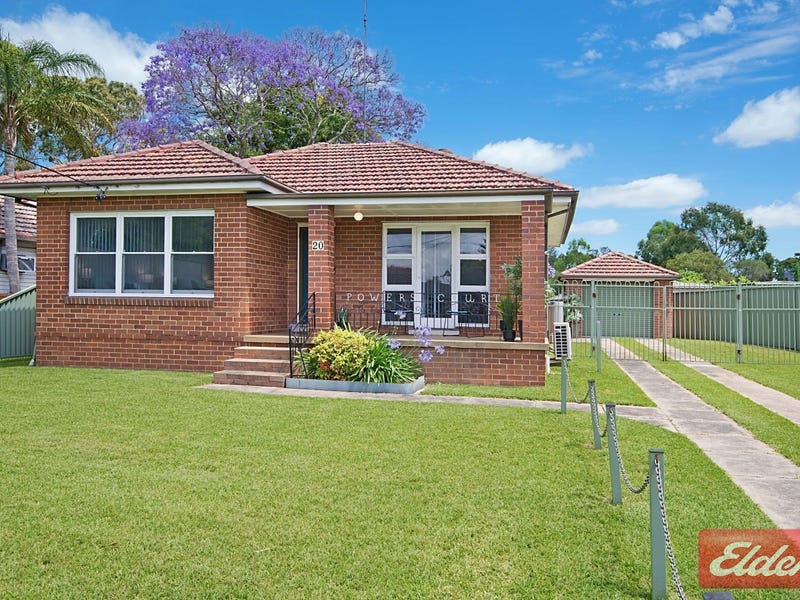 20 Wentworth Avenue, Toongabbie, NSW 2146