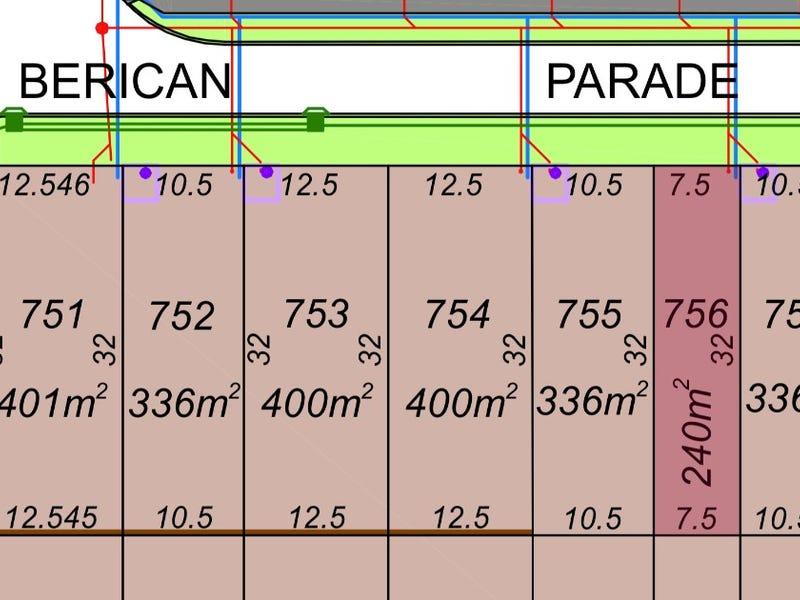 Lot 756 Berican Parade, Hilbert, WA 6112