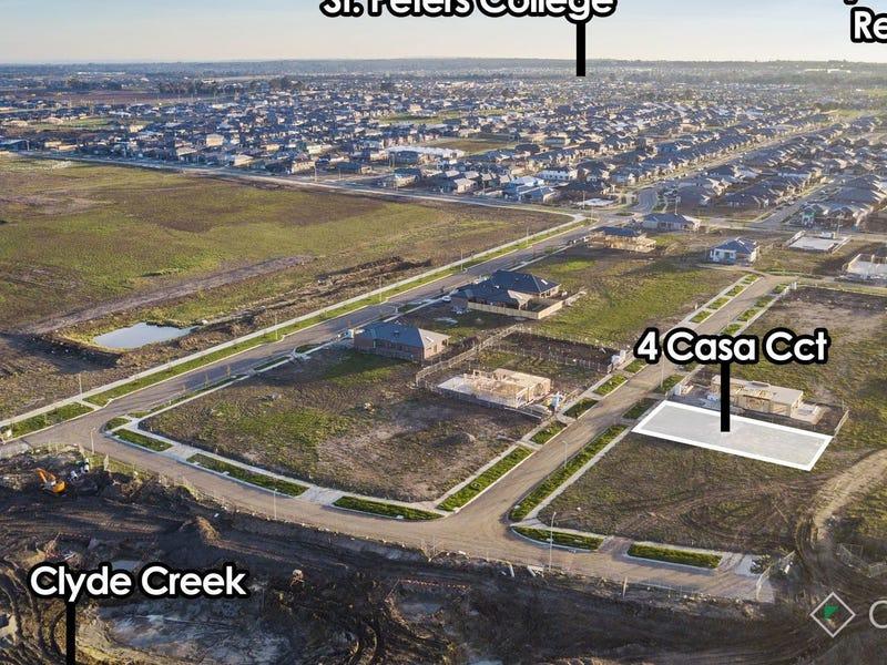 4 Casa Circuit, Clyde North, Vic 3978