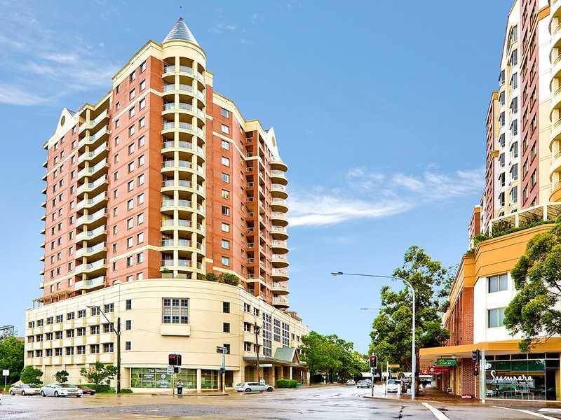 1208/3-7 Albert Road, Strathfield, NSW 2135