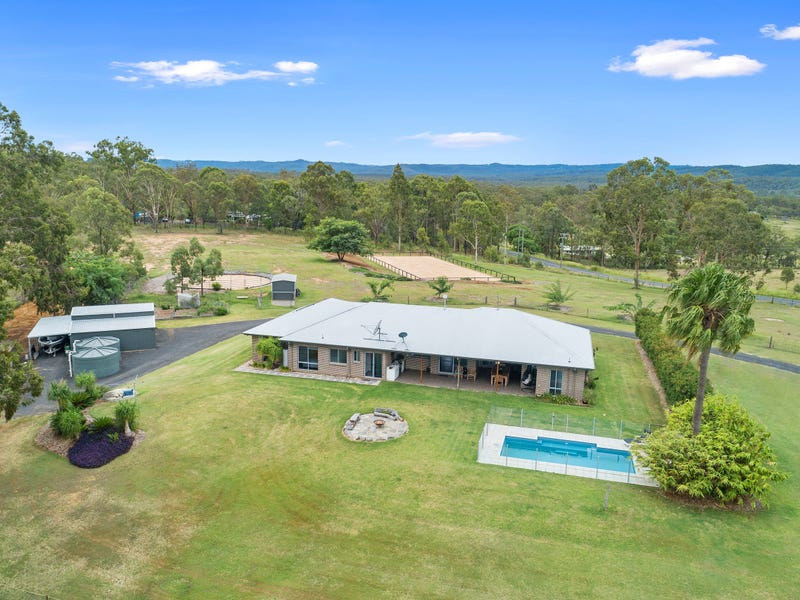 687 Murphys Creek Road, Lockyer, Qld 4344
