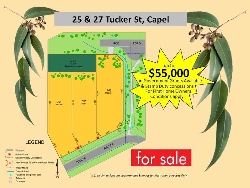 25 Tucker Street, Capel, WA 6271