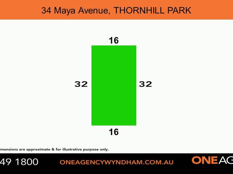 34 Maya Avenue, Thornhill Park, Vic 3335
