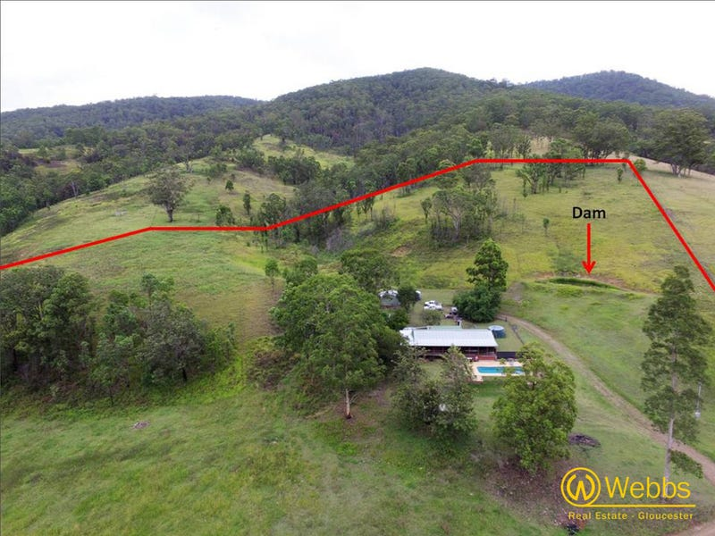 1289 Bowman River Road, Gloucester, NSW 2422