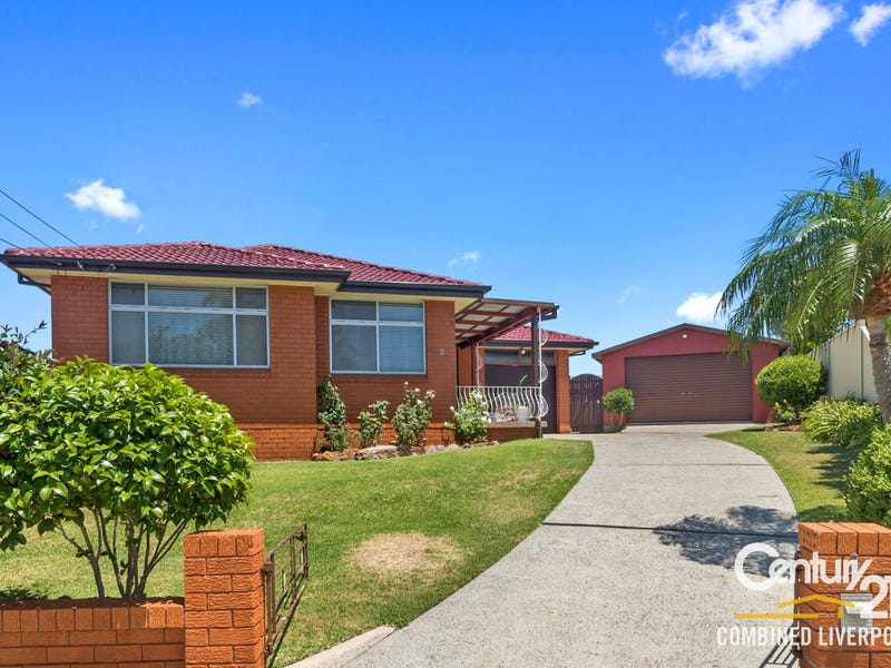 3 Kelly Place, Mount Pritchard, NSW 2170
