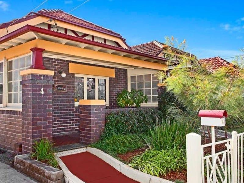 4 Yule Street, Dulwich Hill, NSW 2203