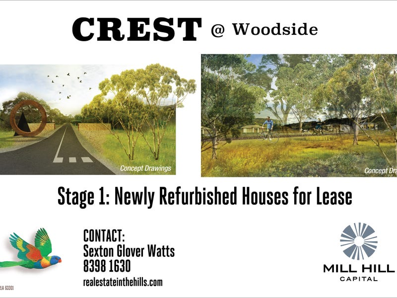 CREST @ WOODSIDE, Woodside