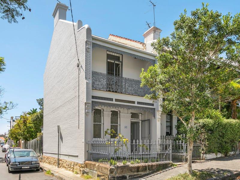 40 Heeley Street, Paddington, NSW 2021