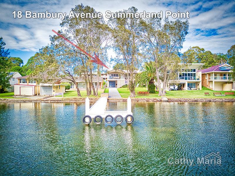 18 Bambury Avenue, Summerland Point, NSW 2259