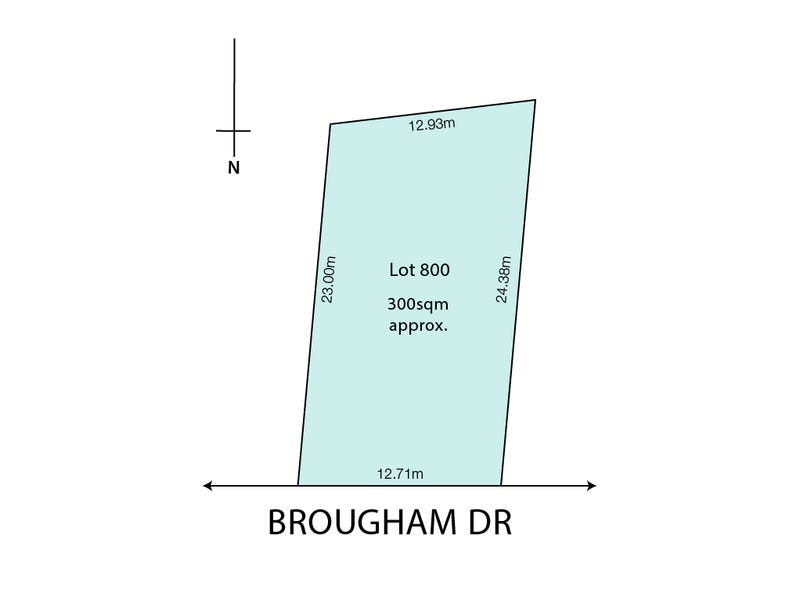 Lot 800 Brougham Drive, Valley View, SA 5093