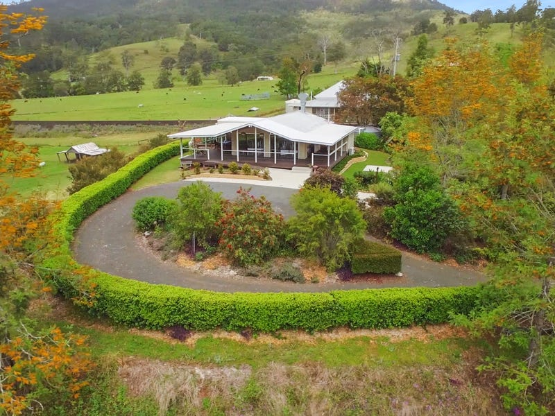 602 Gradys Creek, Gradys Creek, Kyogle, NSW 2474