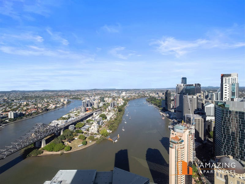 501 Adelaide Street, Brisbane City, Qld 4000 - Apartment ...