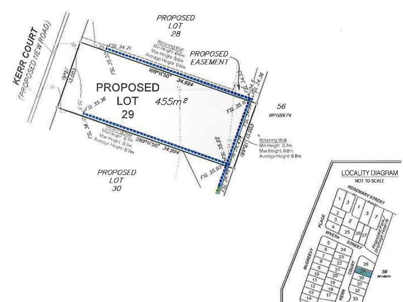 Lot 29, 13-23 Rosemary Street, Bellbird Park, Qld 4300