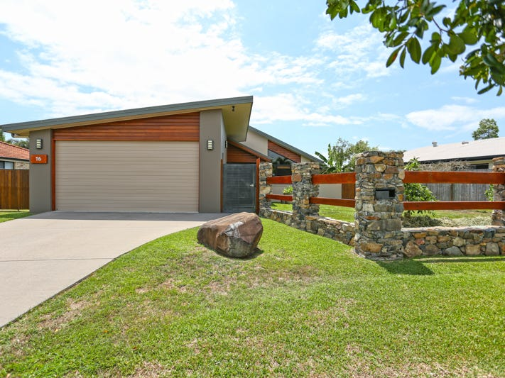16 Wheeler drive, Glenella, Qld 4740