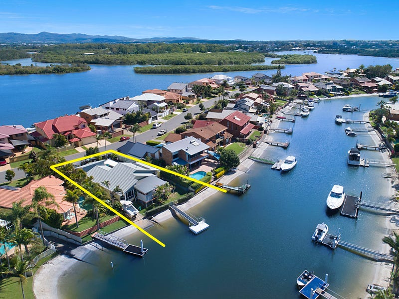 33 Tradewinds Avenue, Paradise Point, Qld 4216