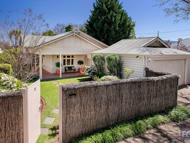 12 Victoria Avenue, Medindie, SA 5081