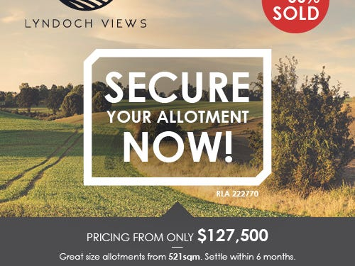 Lot 27 Jollytown Road - Lyndoch Views Estate, Lyndoch, SA 5351
