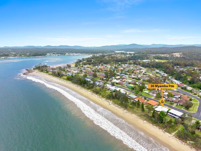 30 Myamba Parade, Surfside, NSW 2536