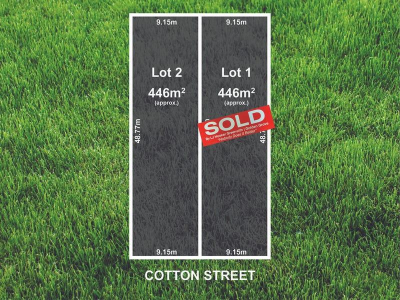 Lot 2, 38 Cotton Street, Fairview Park, SA 5126