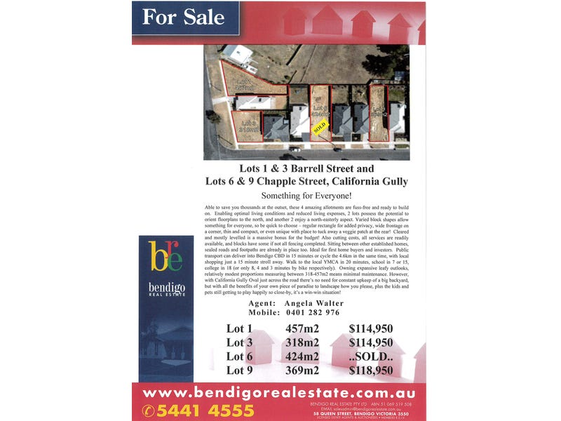 Land for Sale in California Gully, VIC 3556 - realestate com au