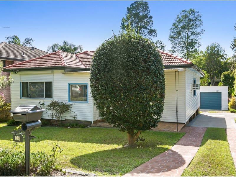 38 Ida Street, Hornsby, NSW 2077