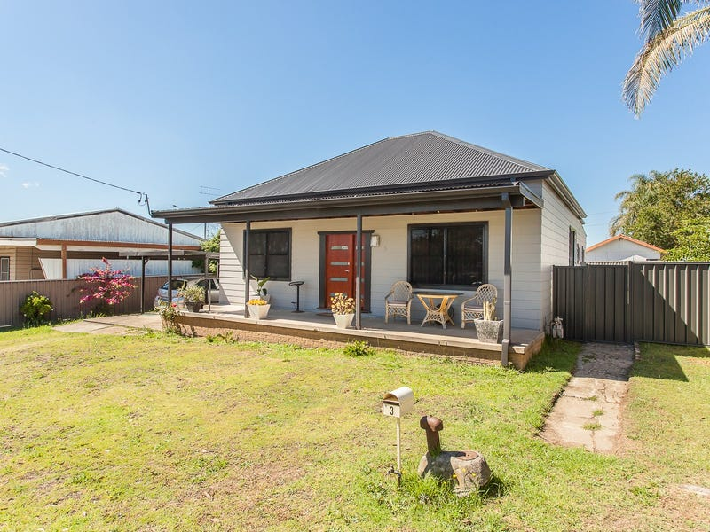 3 Gordon Avenue, Cessnock, NSW 2325