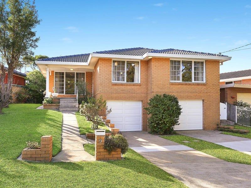 9 Leichhardt Crescent, Sylvania, NSW 2224