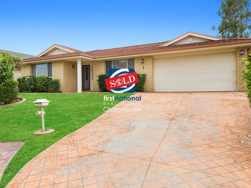 1 Myee Place, Blue Haven, NSW 2262