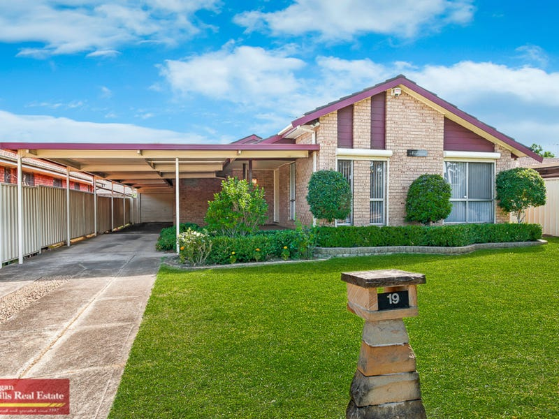 19 Alford Street, Quakers Hill, NSW 2763