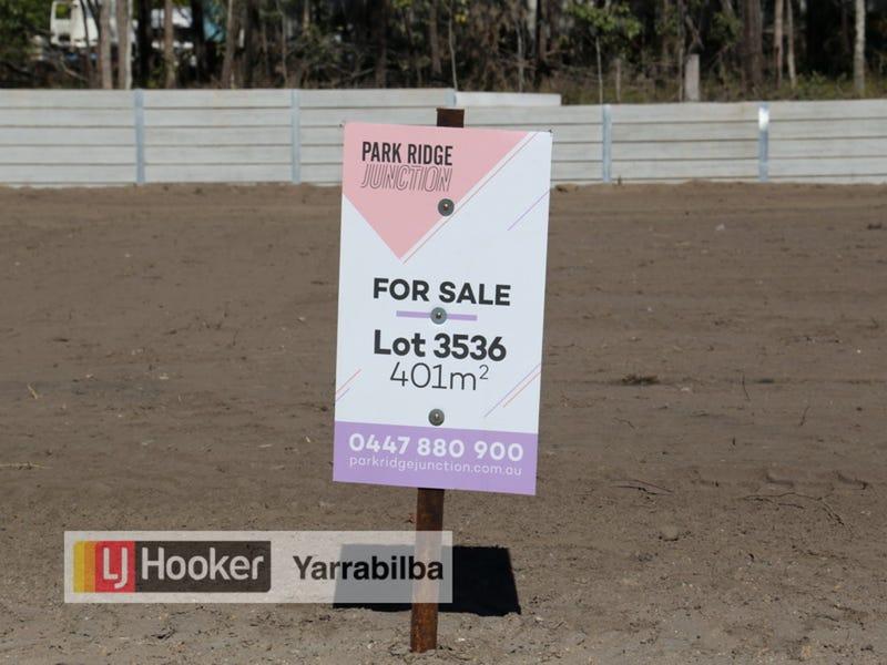 Lot 3536, 437 - 443 Chambers Flat Road, Park Ridge, Qld 4125
