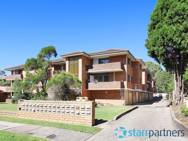 33/22-26 Newman Street, Merrylands, NSW 2160
