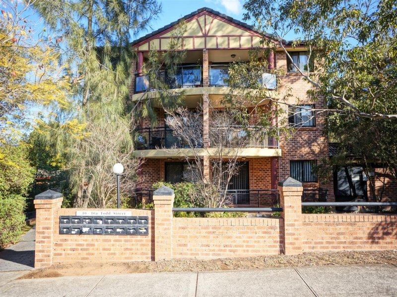 1/10 Todd Street, Merrylands West, NSW 2160